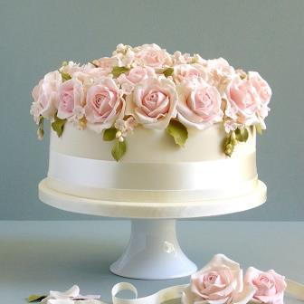 زیبایی کیک عروسی