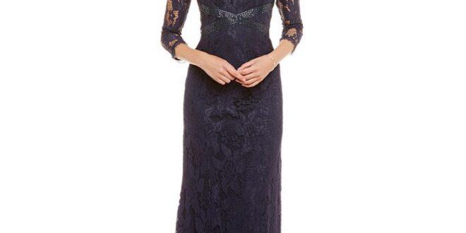 ۱۰ مدل لباس مجلسی گیپور که میتوانید در مراسمهای مهمتان بپوشید