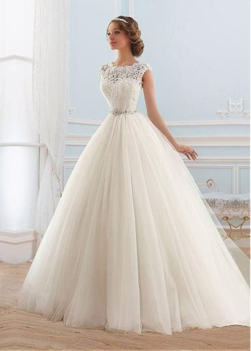 متناسب بودن لباس عروس