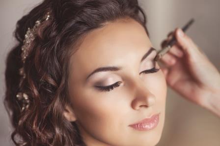 مدل آرایش محو