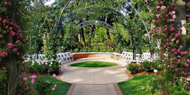 باغ ارزان برای عروسی یک انتخاب هوشمندانه برای کاهش هزینه برگزاری جشن عروسی شما