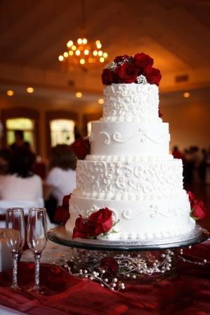 ۱۰ مدل کیک عروسی جدید و شیک برای جشن عروسی فانتزی
