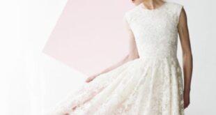 لباس عروس رنگی یک ایدهی جالب انگیز برای جشن عروسی فانتزی