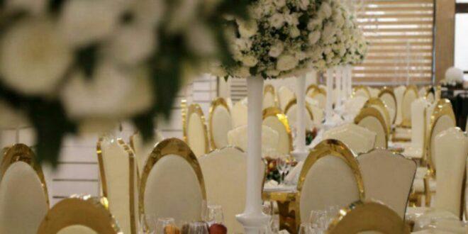 چه کسی می تواند یک عروسی کامل برگزار کند؟