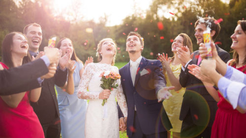 چرا گرفتن جشن عروسی مهم است