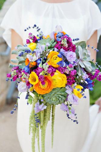 دسته گل عروسى