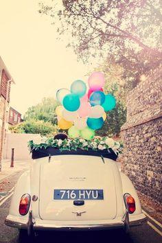 ماشين عروسى