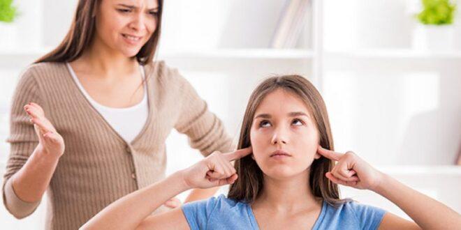 چگونه با فرزند نوجوانم رفتار کنم؟