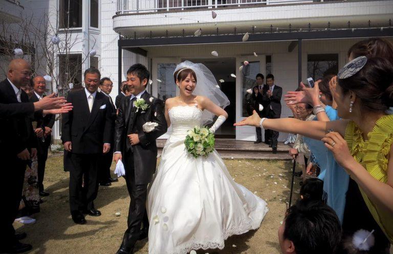 ورود باشکوه به مراسم عروسی