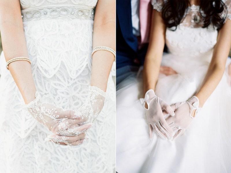 ظرافت در انتخاب آنچه زیبایی شما را در شب عروسی تکمیل میکند