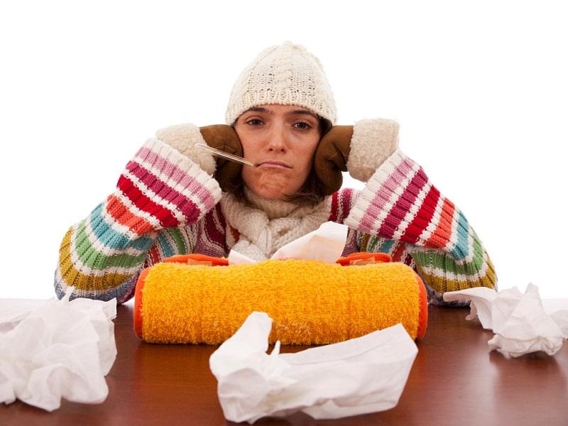افزایش مقاومت بدن در برابر سرماخوردگی پائیزی