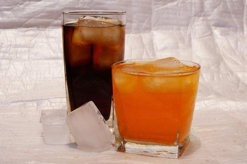 نوشیدنیهای گازدار