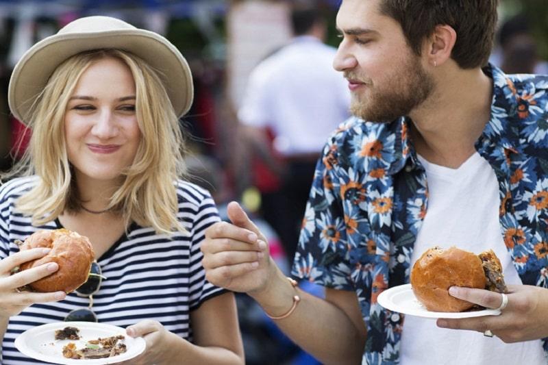 رژیم غذایی صحیح بعد از ازدواج