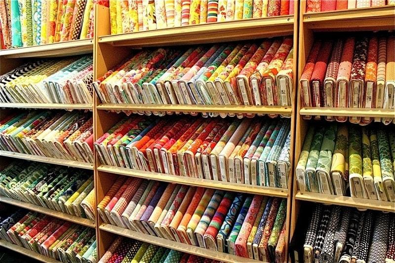 با مراکز خرید پارچه در تهران آشنا شوید