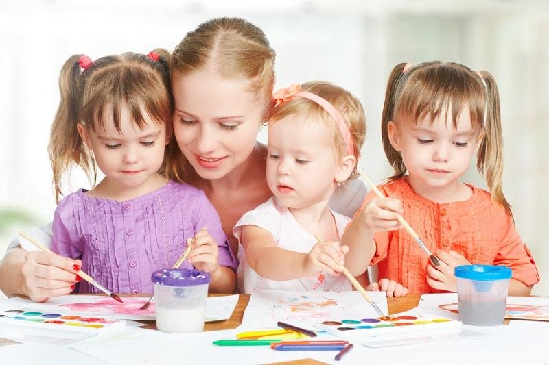 ایجاد اشتیاق در کودک برای رفتن به مهدکودک