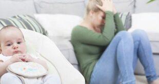 با افسردگی پس از زایمان چه کنیم؟