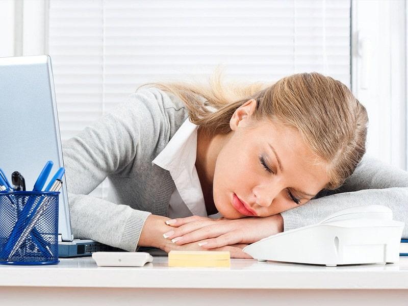 در هنگام خستگی کمی چرت بزنید