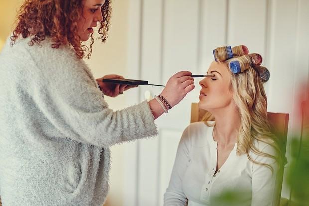 حرفه ای ترین آرایشگر عروس