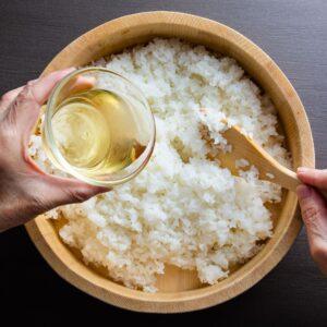 طرز تهیه سرکه برنج در خانه