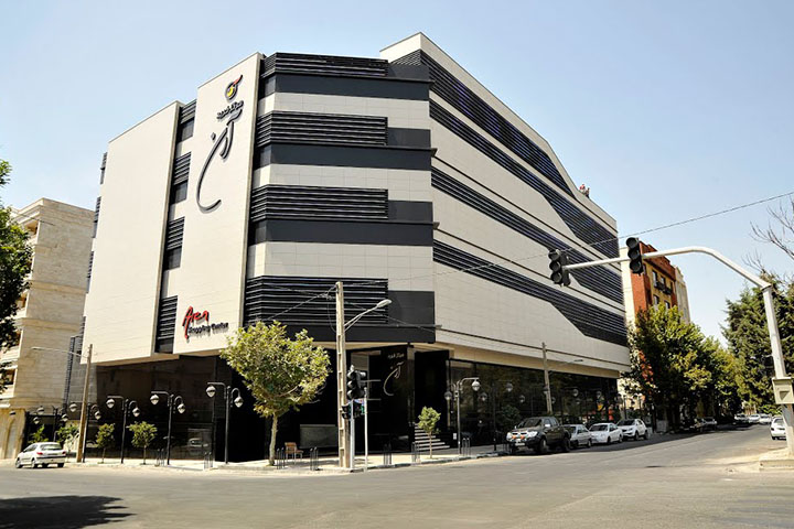 مرکز خرید آرن سعادت آباد